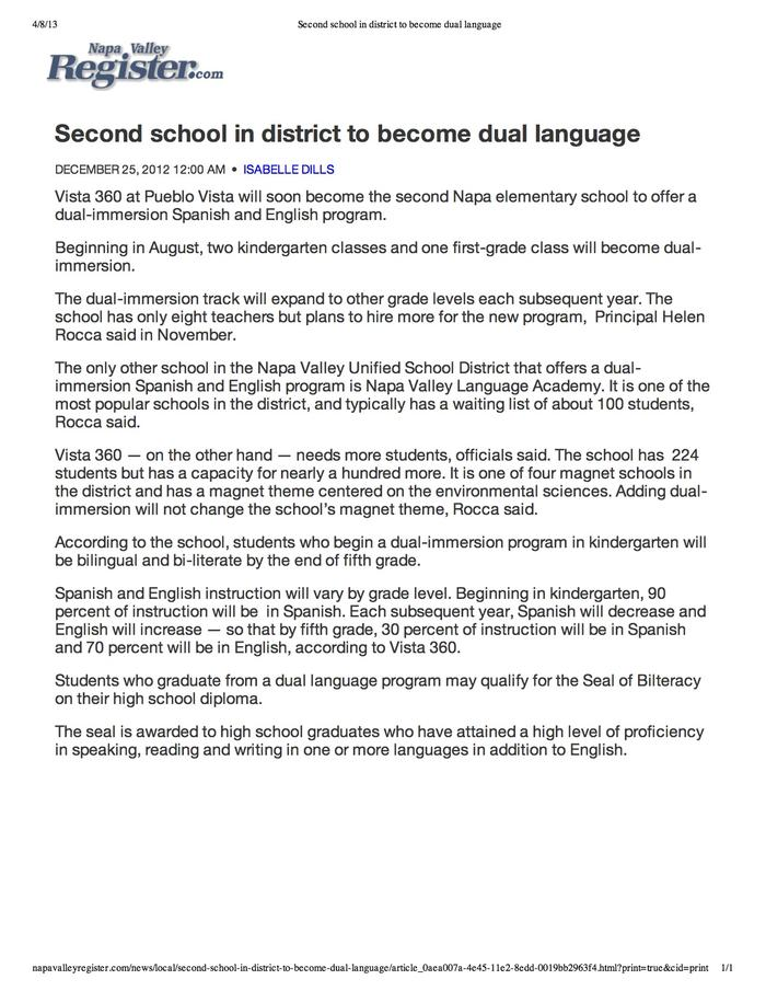 Second school in district to become dual language.jpg